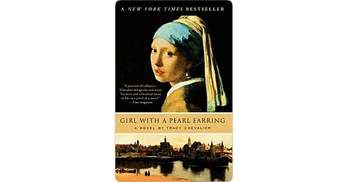 The Girl with the Pearl Earrings by Tracy Chevalier