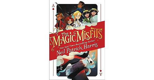 The Magic Misfits #1: By Neil Patrick Harris