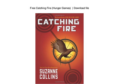 Catching Fire: Movie tie-in edition