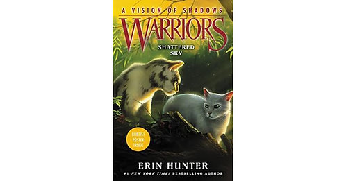 Warriors: A Vision of Shadows by Erin Hunter