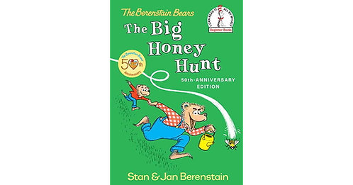 The Big Honey Hunt by Stanley and Janice Berenstain