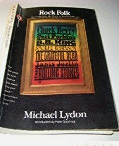 Rock Folk by Michael Lydon