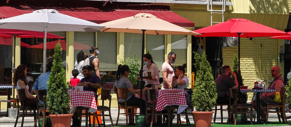 National Effort to Extend Outdoor Dining