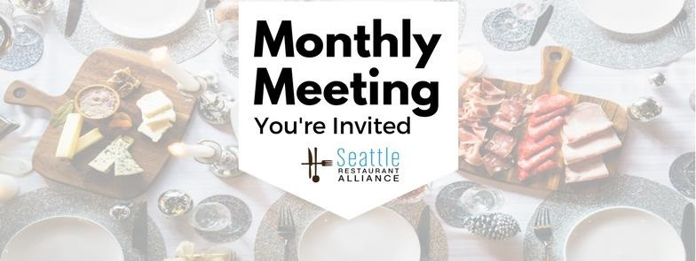 SRA October 7 Member Meeting; Lease Negotiations & PPP