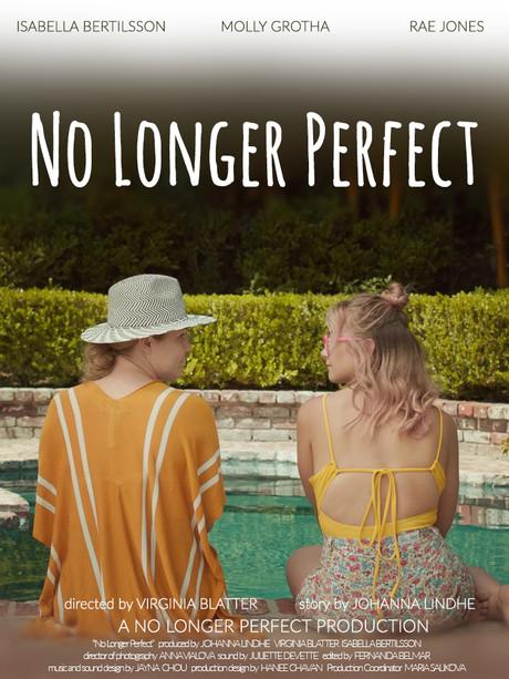 No Longer Perfect poster