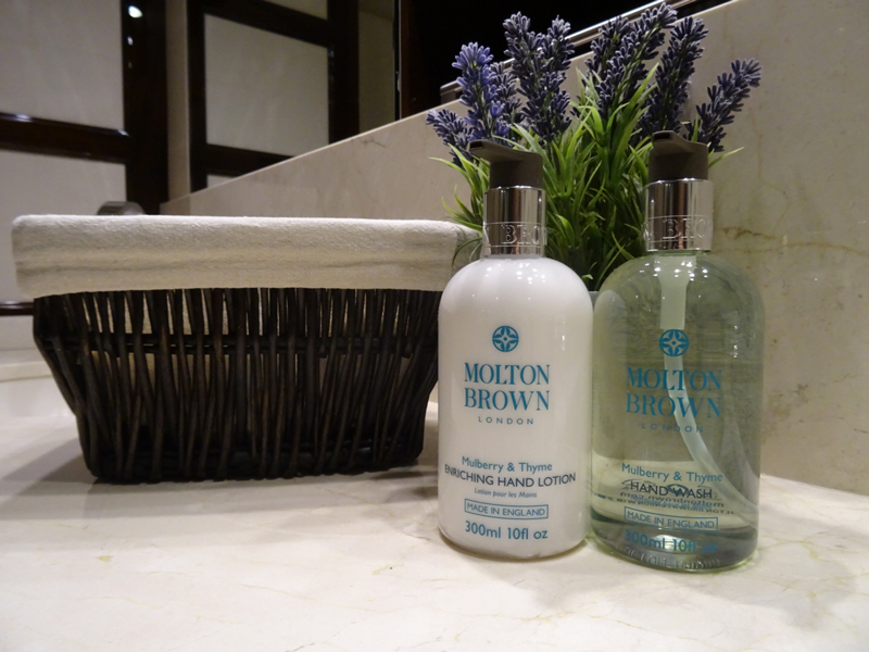Molton Brown Yacht Toiletries