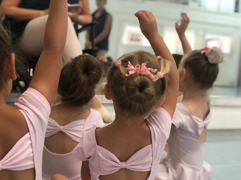 Galmont Ballet Pre-Ballet