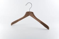 Bespoke hangers with logo