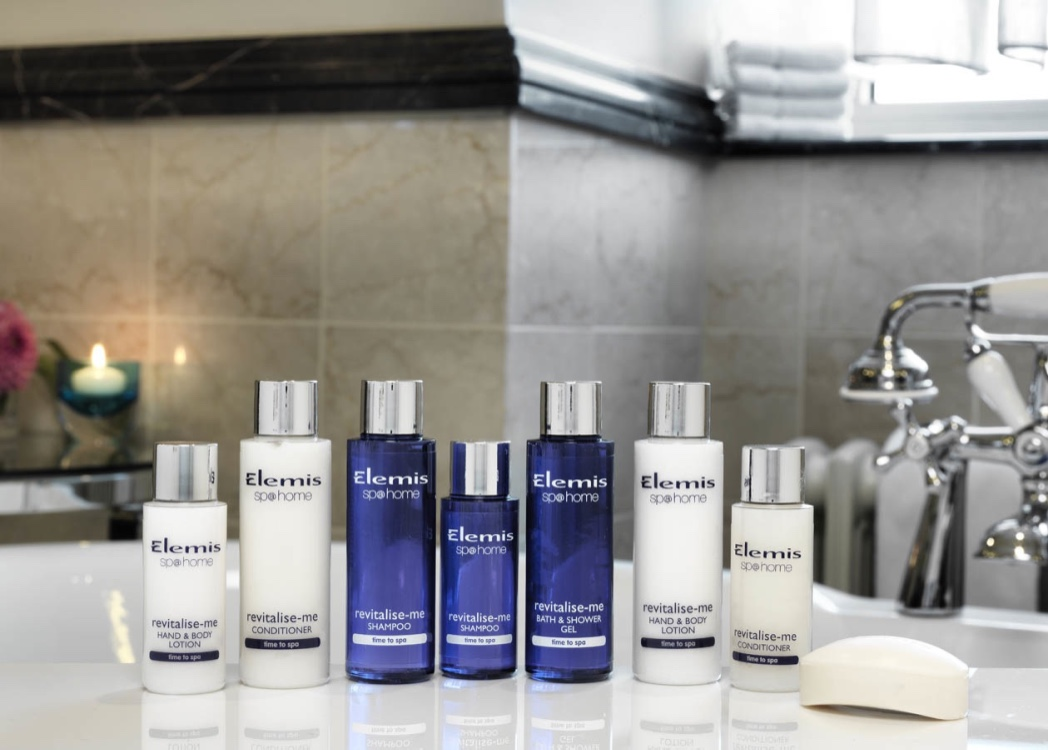 Elemis Yacht Toiletries