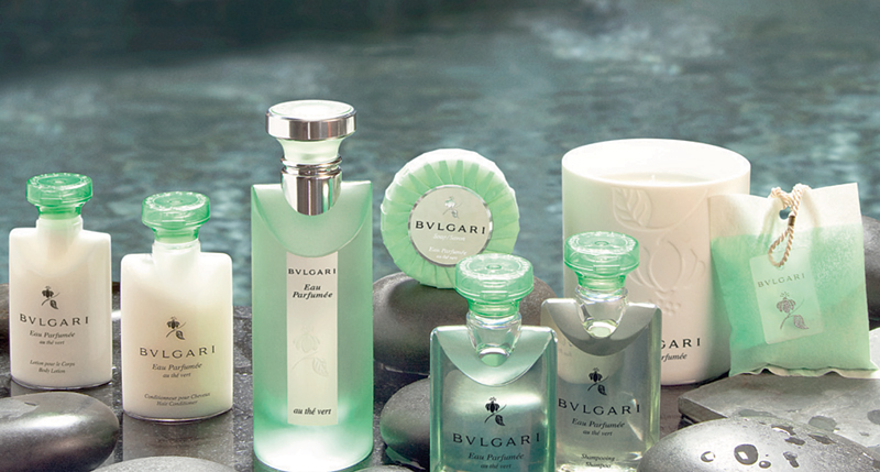 Bvlgari Green Tea Collection