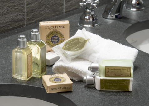 L'Occitane Verveine toiletries