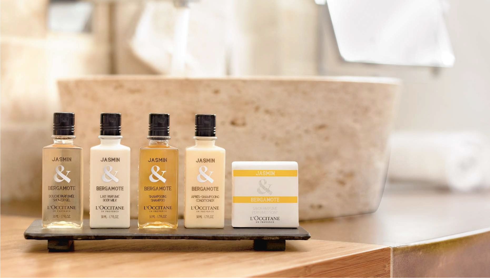 L'Occitane Guest Toiletries