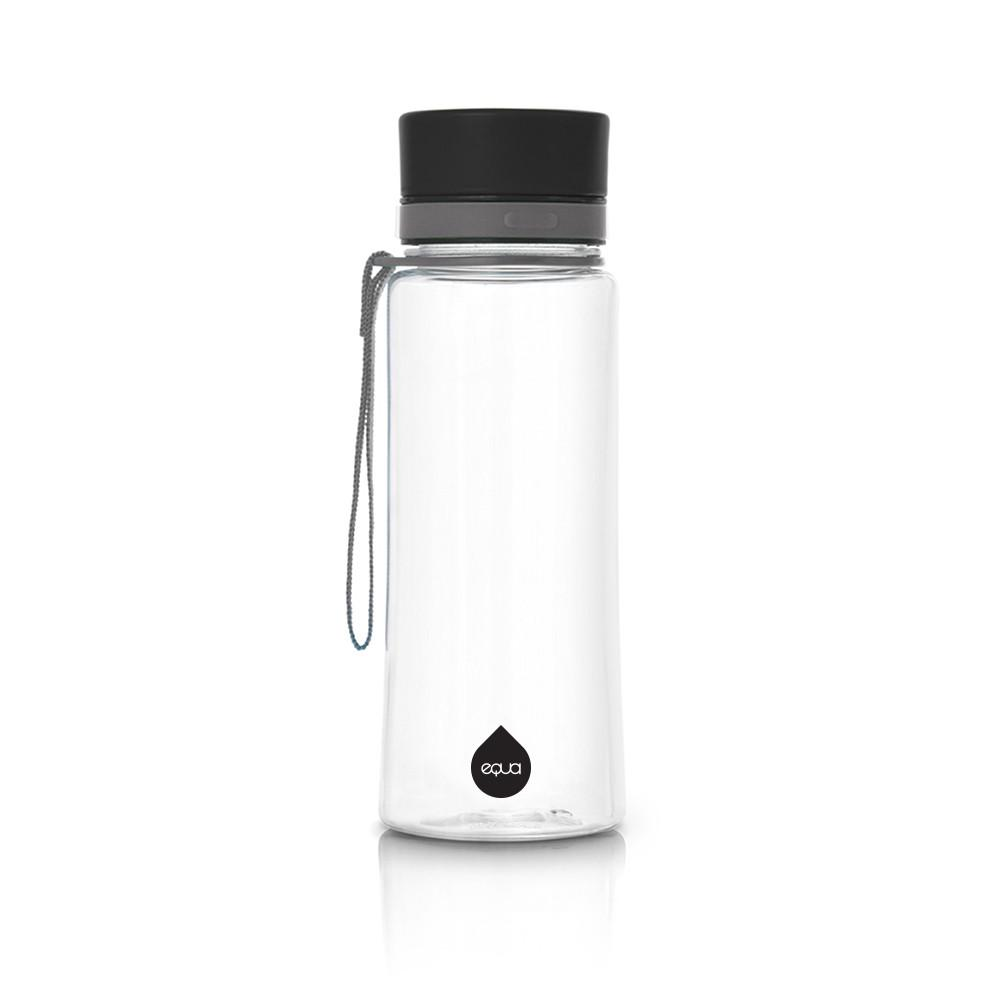 BPA free plastic water bottle