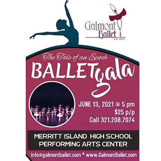 Ballet Gala 2021