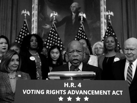 The John Lewis Voting Rights Advancement Act: The Return
