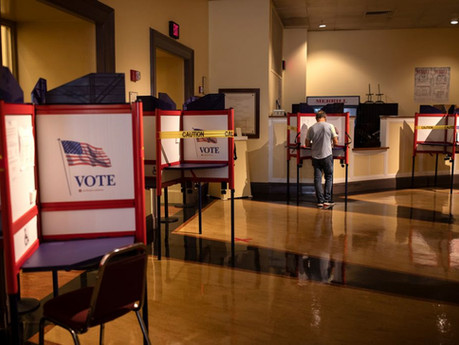 Let's Talk About Same Day Voter Registration