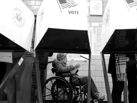 Barriers to Access: Voters With Disabilities