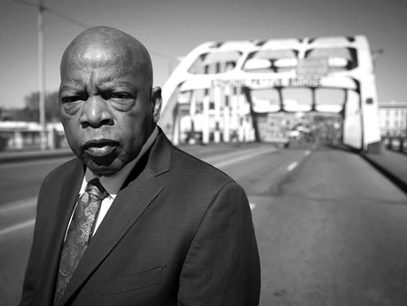 Through Lines: the John Lewis Voting Rights Advancement Act and the For The People Act
