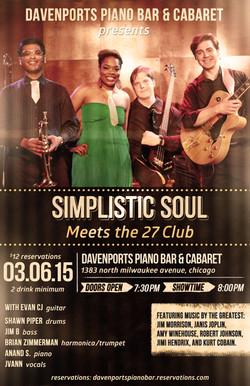 Simplistic Soul Full Band