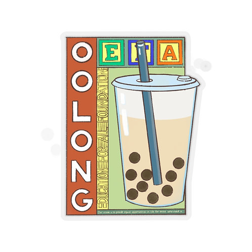 OOLONG STICKER