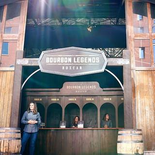 Bourbon Legends Boxcar