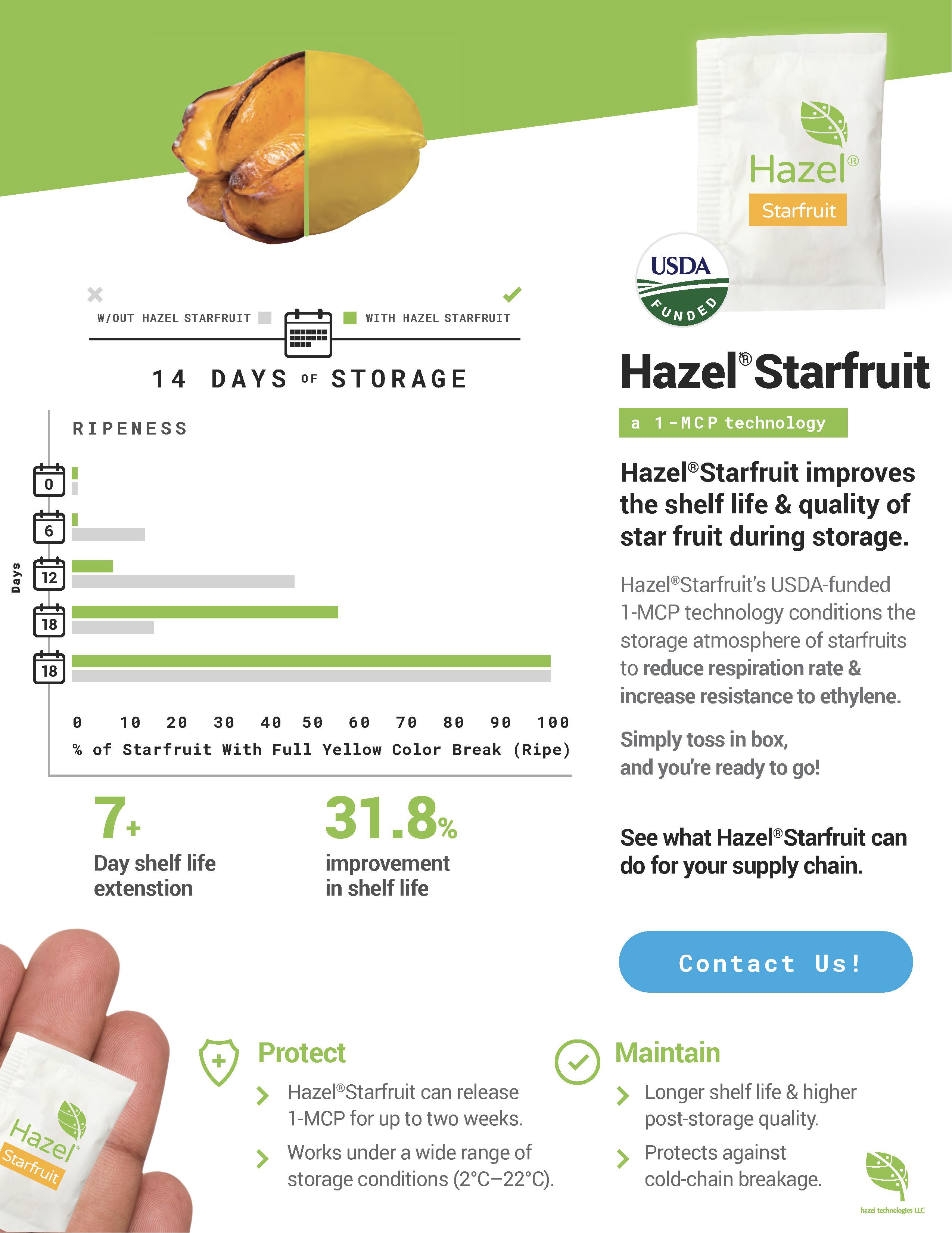 Hazel Starfruit