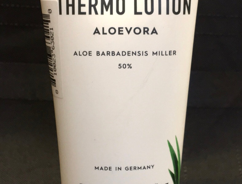 Aloe Vera Thermo Lotion & Muscle Relax