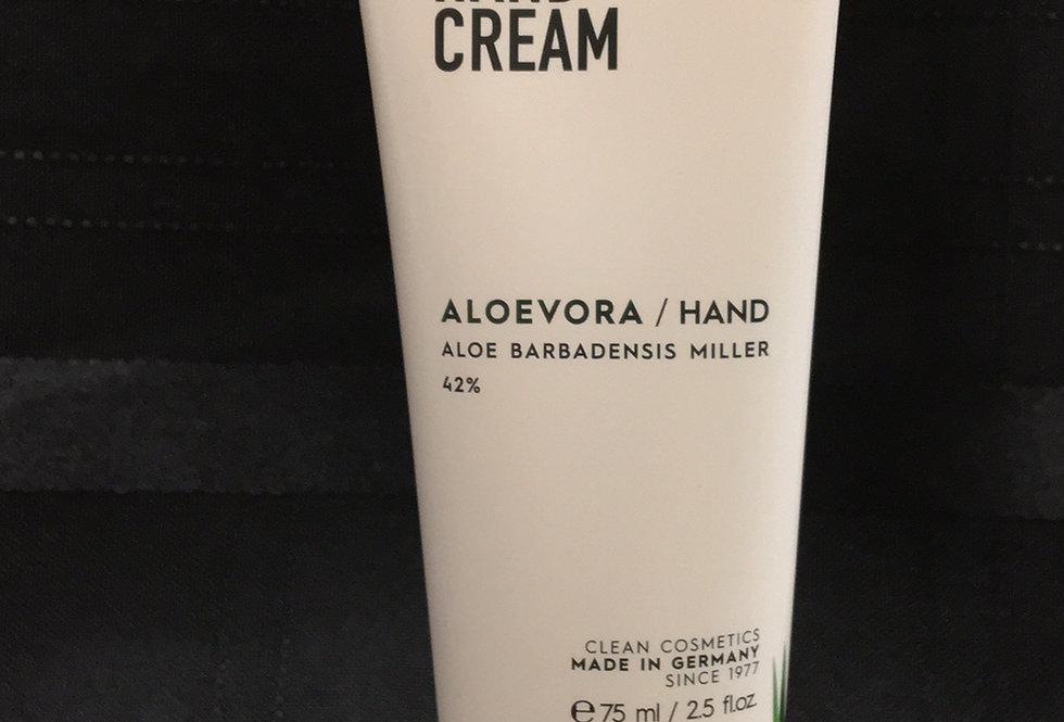 Aloe Vera Hand Cream 42% Aloe Vera Barbadensis Miller