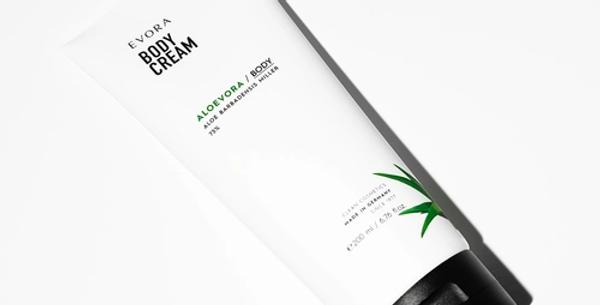 2021A  Aloe Vera Body Cream