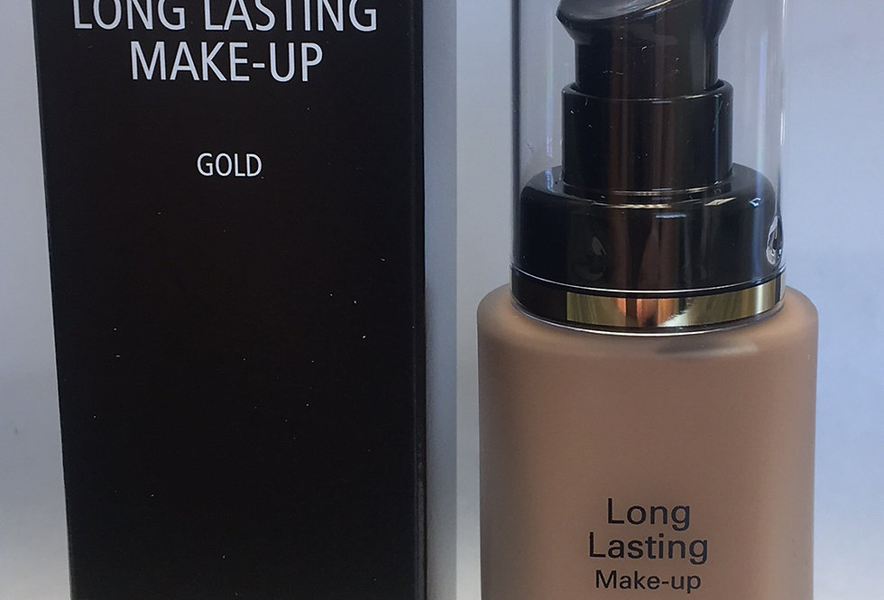 Long Lasting Make Up - GOLD