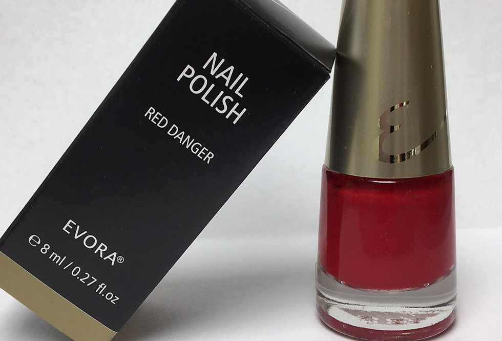 Nail Polish-Red Danger