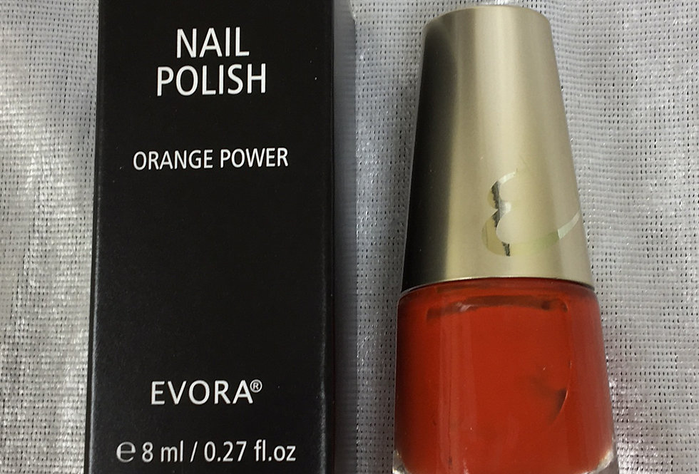 Nail Polish-Orange Power