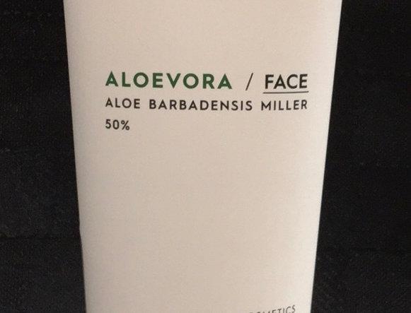 Aloe Vera Herb Facial Mask 50% Aloe Vera Barbadensis Miller