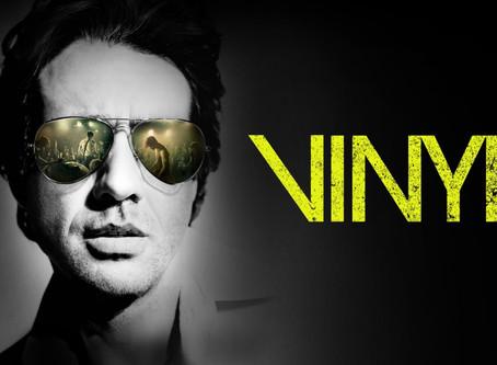 Vinyl: El Rock era Real y Puro.