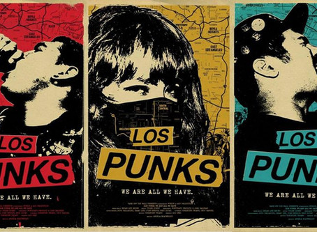 Los Punks: We Are All We Have (documental)