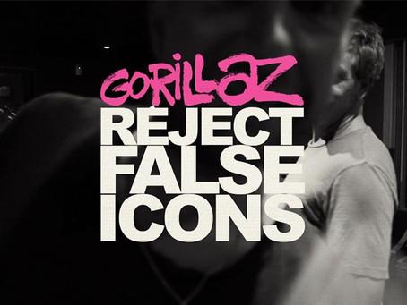 Reseña: Gorillaz - Reject False Icons