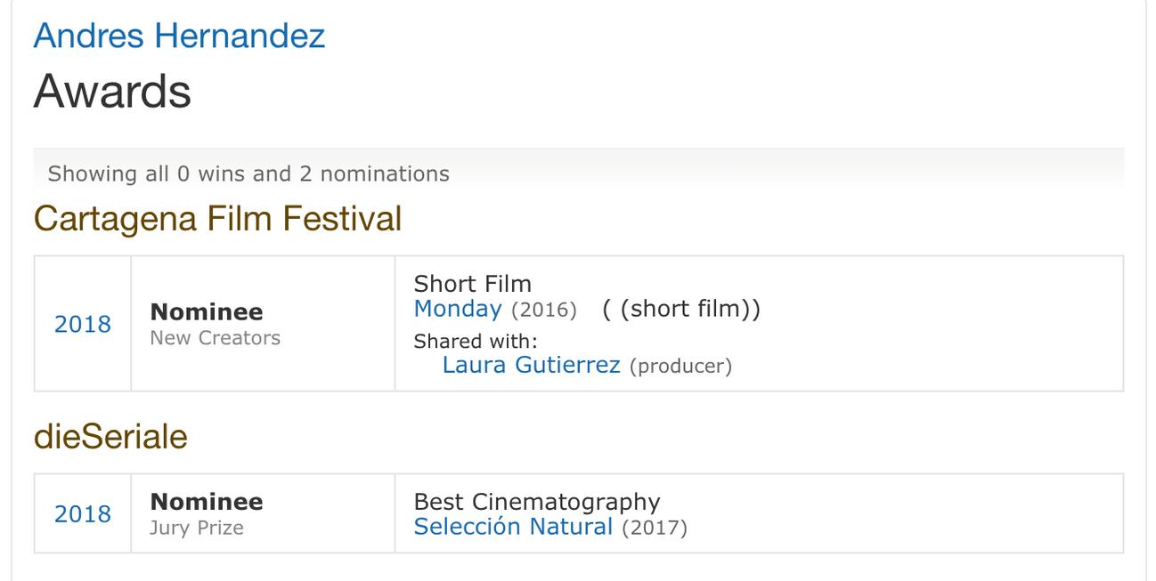 IMDB 5