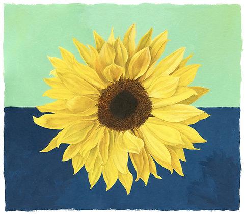 """Sunflower Solo"""