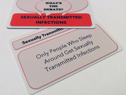 STI Statement Cards