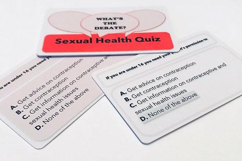 Sexual Health Quiz