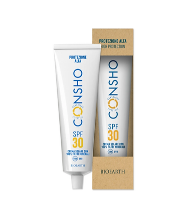 Crema Solare SPF 50 Consho