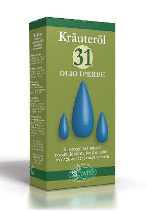 Krauterol 31 Olio d'Erbe