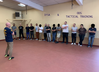Bienvenue à la SELF DÉFENSE avec ODS TACTICAL TRAINING