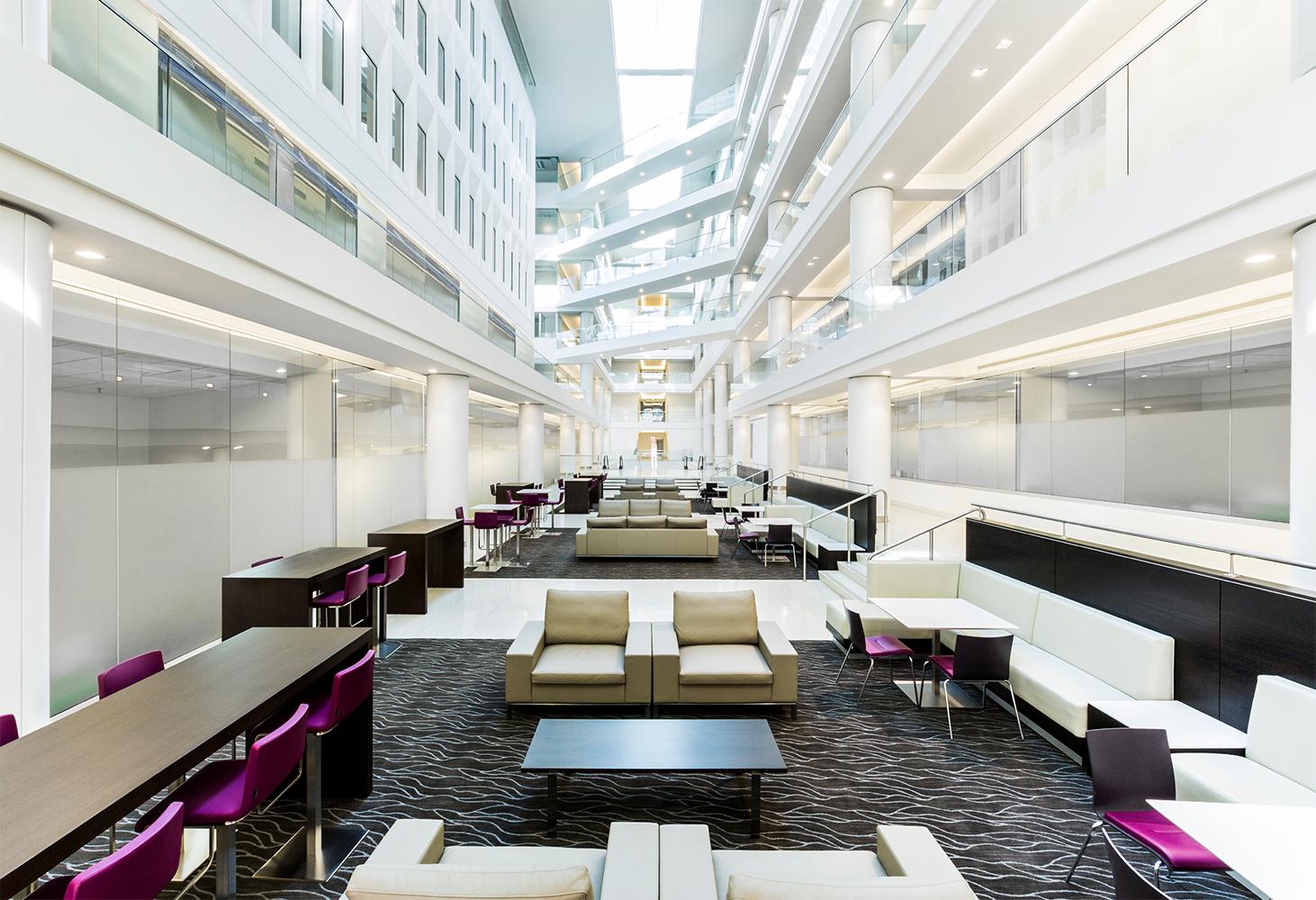 Silverline Center Atrium