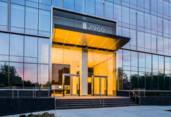 Silverline Center Entrance