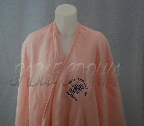 Pink Shawl 165