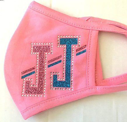 JJ Bling Facemask