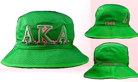 AKA Mesh Bucket Hat