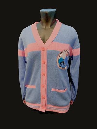 Jack and Jill Varsity Sweater