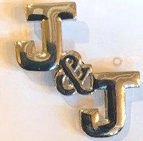 JJ Silver Pin